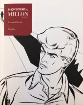 (Catalogues) Ventes aux enchères - Millon - Millon - Bandes dessinées - 21 mars 2021 - Bruxelles
