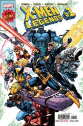 X-Men Legends (Marvel Comics - 2021) -1- Issue # 1