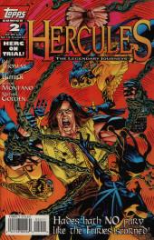 Hercules - The Legendary Journeys (Topps comics - 1996) -2- Hades Hath No Fury Like The Furies Scorned