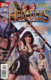 Hercules - The Legendary Journeys (Topps comics - 1996) -3- The Warrior Princess Part One of Three