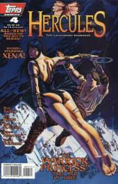 Hercules - The Legendary Journeys (Topps comics - 1996) -4- The Warrior Princess Part Two of Three