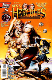 Hercules - The Legendary Journeys (Topps comics - 1996) -5- Issue # 5
