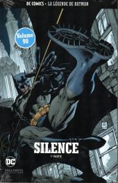 DC Comics - La légende de Batman -9090- Silence - 1ère partie