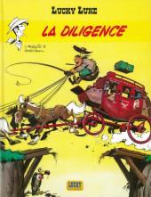 Lucky Luke (Pub et Pastiches) -32Citroën- LA DILIGENCE