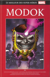 Marvel Comics : Le meilleur des Super-Héros - La collection (Hachette) -130- MODOK