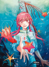 Deep Sea Aquarium Magmell -4- Tome 4