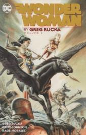 Wonder Woman Vol.2 (DC comics - 1987) -INT- Wonder Woman By Greg Rucka Volume 2