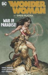 Wonder Woman Vol.2 (DC comics - 1987) -INT- Wonder Woman By Greg Rucka Volume 3