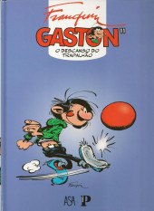 Gaston (en portugais - Público/ASA) -11- O descanso do trapalhão