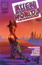 Alien Worlds (Pacific comics - 1982) -1- Issue # 1