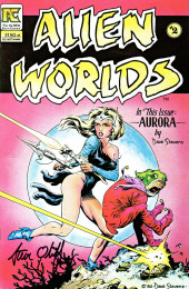 Alien Worlds (Pacific comics - 1982) -2- Issue # 2