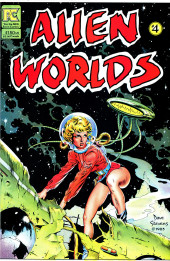 Alien Worlds (Pacific comics - 1982) -4- Issue # 4