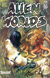 Alien Worlds (Pacific comics - 1982) -6- Issue # 6