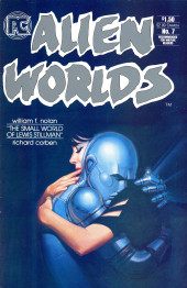 Alien Worlds (Pacific comics - 1982) -7- Issue # 7