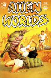 Alien Worlds (Pacific comics - 1982) -9- Issue # 9