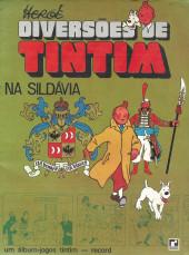 Tintim - Divers (en portugais) - Diversões de Tintin na Sildávia