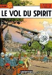 Lefranc -13a2002- Le vol du Spirit