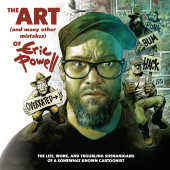 (AUT) Powell, Eric - The Art (and Many Other Mistakes) of Eric Powell