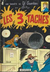 Gil Jourdan -8a1973- Les 3 taches