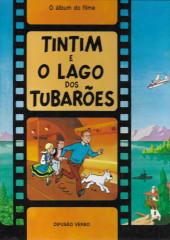 Tintim - Divers (en portugais) - Tintim e o lago dos tubarões