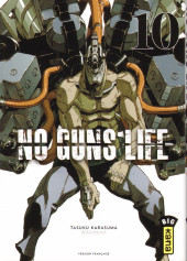 No Guns Life -10- Tome 10
