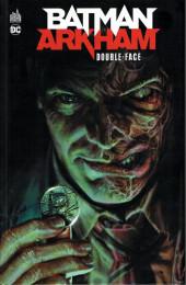 Batman Arkham -1- Double-Face