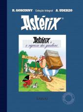 Astérix (Coleção Integral - Salvat) -5- Astérix e o regresso dos gauleses