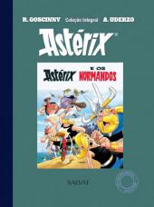 Astérix (Coleção Integral - Salvat) -6- Astérix e os normandos