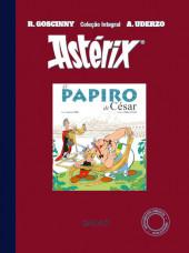 Astérix (Coleção Integral - Salvat) -7- O papiro de César