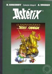 Astérix (Coleção Integral - Salvat) -10- O aniversário de Astérix & Obélix - O livro de ouro