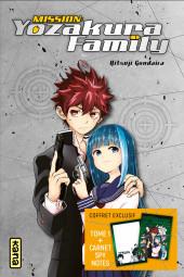 Mission : Yozakura Family -1TL- Tome 1 - Collector