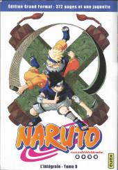Naruto (Hachette) -9- L'intégrale - Tome 9