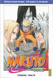 Naruto (Hachette) -10- L'intégrale - Tome 10