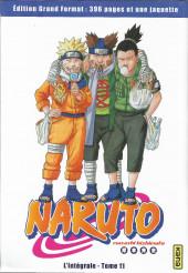 Naruto (Hachette) -11- L'intégrale - Tome 11