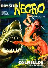 Dossier Negro -119- Colmillos