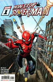 Non-Stop Spider-Man (Marvel Comics - 2021) -1- Big Brain Play - Chapter One