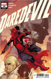 Daredevil Vol. 6 (Marvel comics - 2019) -28- Are You Okay?