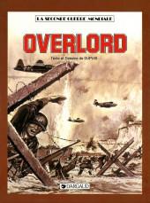 La seconde guerre mondiale - Histoire B.D. / Bande mauve -10- Overlord