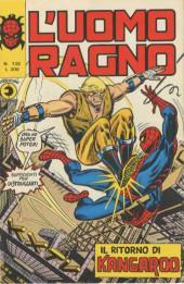 L'uomo Ragno V1 (Editoriale Corno - 1970)  -138- Il Ritorno di Kangaroo