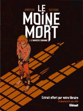 Le moine mort -1Extrait- Extrait tome 1