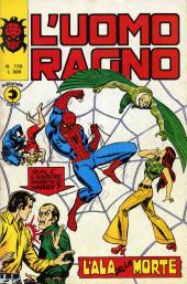 L'uomo Ragno V1 (Editoriale Corno - 1970)  -139- L'Ala della Morte