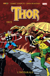 Thor (L'intégrale) -14- Intégrale 1972