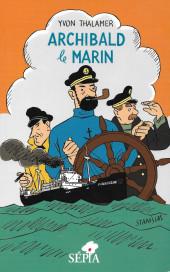 Tintin - Divers - Archibald le marin