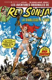 Red Sonja, la diablesse à l'épée (Les Aventures Originales) -1- Les Années Marvel, volume 1