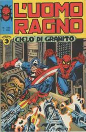 L'uomo Ragno V1 (Editoriale Corno - 1970)  -142- Cielo di Granito