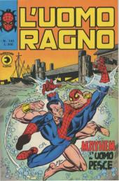 L'uomo Ragno V1 (Editoriale Corno - 1970)  -143- Mayhem, l'Uomo Pesce