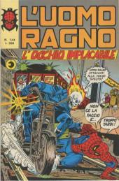 L'uomo Ragno V1 (Editoriale Corno - 1970)  -144- L'Occhio Implacabile