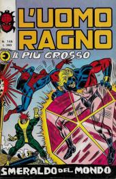 L'uomo Ragno V1 (Editoriale Corno - 1970)  -145- Il più grosso Smeraldo del Mondo