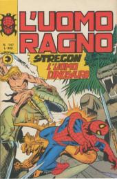 L'uomo Ragno V1 (Editoriale Corno - 1970)  -147- Stregon l'Uomo Dinosauro