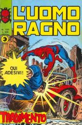 L'uomo Ragno V1 (Editoriale Corno - 1970)  -150- Tradimento